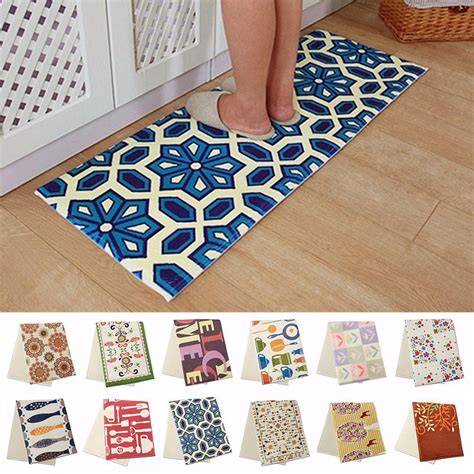 best kitchen floor mats best non slip kitchen home bedroom bath floor 4521