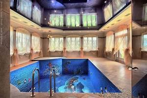 Elegant, Indoor, Swimming, Pool
