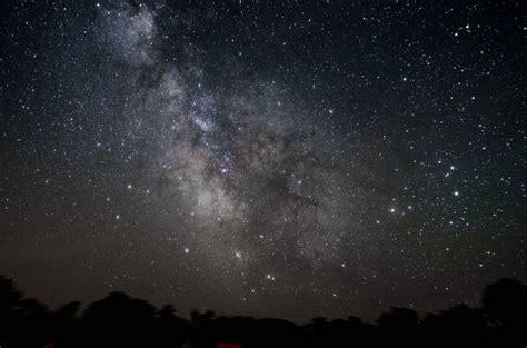 Milky Way Over Cherry Springs State Park Sky Telescope