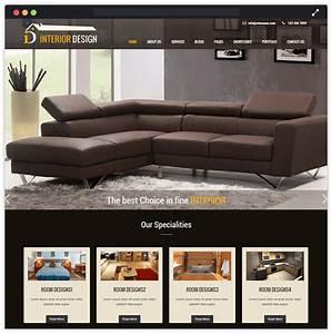 10 best interior designing remodeling wordpress themes for Interior decor wordpress theme