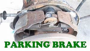 How To Replace Parking Brakes