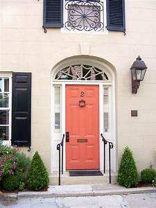Coral, Front, Doors