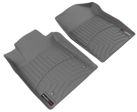 Toyota Avalon Floor Mats by Floor Mats By Weathertech For 2006 Avalon Wt461301