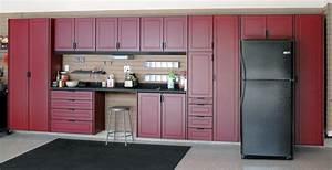 Garage Cabinet Design at Home Interior Designing