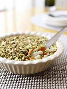 Crumble De Légumes : recette crumble de l gumes noisettes et pistaches ~ Melissatoandfro.com Idées de Décoration