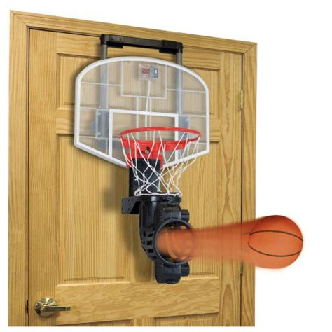small basketball goal the door mini hoop shoot again with rebounder and 2329