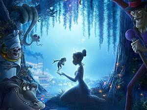 The Princess and the Frog Wallpapers | Best Wallpapers