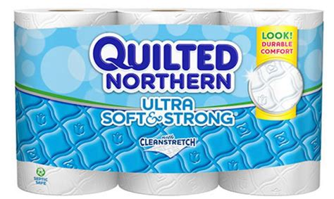 quilted northern coupons save 1 00 any one quilted northern bath tissue get