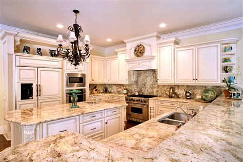 pictures of granite kitchen countertops and backsplashes kitchens pictures of granite kitchen countertops and 9719