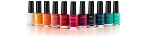 kiko si鑒e social il nuovo smalto di kiko che asciuga in meno di 60 secondi