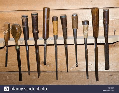 traditional  woodworking tools chisels  rack canada