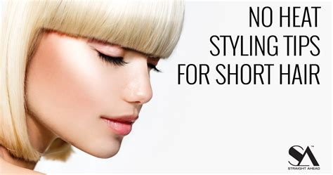 hair styling tips no heat styling tips for hair ahead 7101