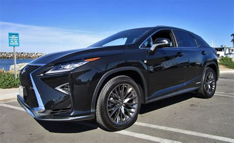 lexus sport 2017 black 2017 lexus rx450h f sport road test review by ben lewis