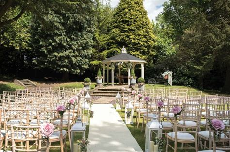 Inspiration For An Outdoor Wedding Venue In London