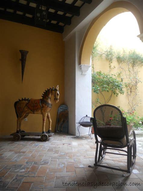 casa rural en estilo andaluz en sanlucar de barrameda