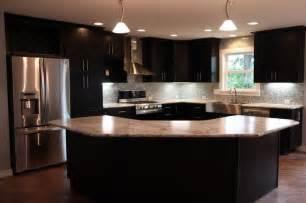 curved kitchen island curved kitchen island house plans