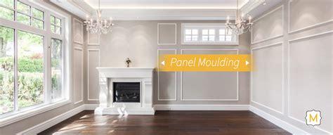 timeless panel moulding   love