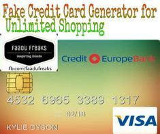 Capital one savorone credit card's outstanding benefits. Capital One Credit Card Numbers Generator - Valid CVV ...
