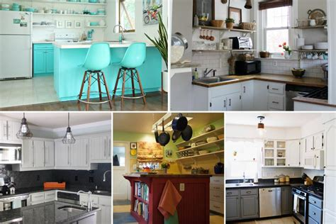 cheap kitchen makeovers before and after kitchen remodels on a budget hgtv 2112