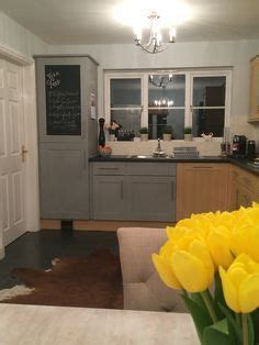 how to white wash kitchen cabinets an ikea varde free standing kitchen in a farmhouse outside 8947