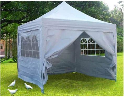 Stock In Us 10x10' Ez Pop Up Canopy Gazebo Party Wedding