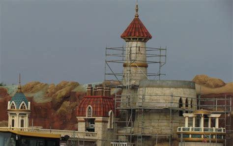 finds fantasyland construction update at magic kingdom feb 20 2012 attractions magazine