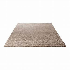 tapis shaggy cosy glamour taupe esprit home 60x110 With tapis shaggy taupe