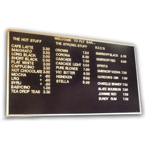 9 best images about specials boards on Pinterest   Signs