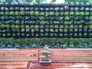 Gro-Wall™ Vertical Gardens Green Wall System - Atlantis