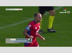 Gol de Unai Medina 21 en el Deportivo 22 Numancia