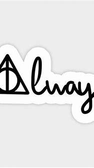 Always Harry Potter. - Harry Potter - Sticker | TeePublic