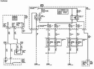 2006 Chevy Trailblazer Headlamp Wiring Diagram