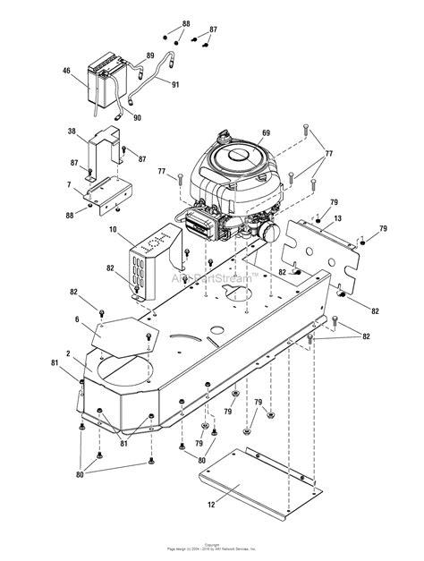 Briggs Stratton Engine Diagram Parts Wiring