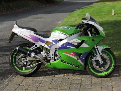 kawasaki zxr zxr  sports bike  newcastle