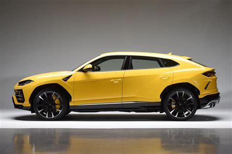 New Lamborghini Urus Suv Revealed  Pictures  Auto Express