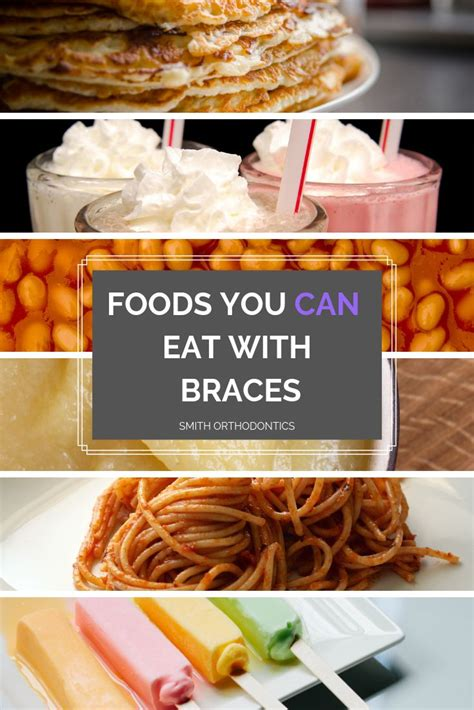 Braces help us to have better teeth and more beautiful smiles in the long run. Pin by Smith Orthodontics on Braces Friendly Recipes ...