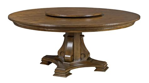 solid wood round dining table stellia 72 quot round solid wood dining table with carved wood