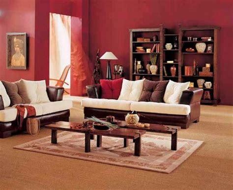 brown sofa living room decor simple living room design with brown white sofa wooden