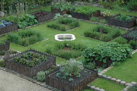 Past & Present Kitchen Garden History + Terra Cotta Diy