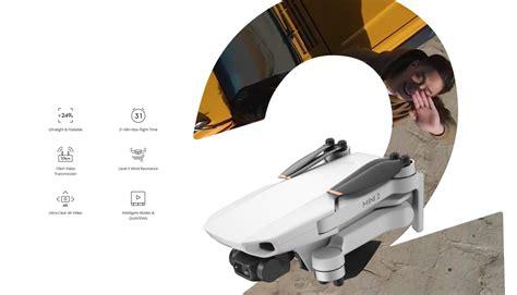 dji mavic mini  official features release date price