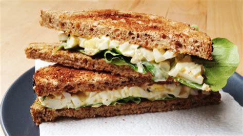 how to make egg salad sandwich how to make egg salad sandwiches kitchen explorers