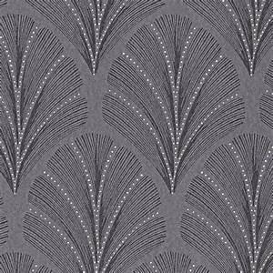 Papier Peint Art Deco : 1000 ideas about papier peint gris on pinterest papier ~ Dailycaller-alerts.com Idées de Décoration