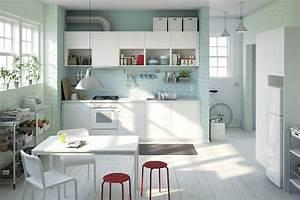 Simulateur Cuisine Ikea : exemple cuisine ikea top modele de cuisine moderne ikea cuisine sofielund ikea une cuisine qui ~ Preciouscoupons.com Idées de Décoration