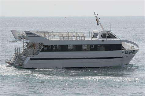 Catamaran Passenger Ferry by Catamaran Passenger Ferry Aresa 1650 Fcat