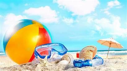 Summer Vacation Sea Seasons Wallpapers Nature Desktop