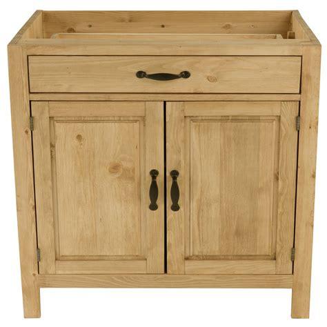 meubles de cuisine en pin meuble bas de cuisine en pin massif 120 cm 2 portes 1