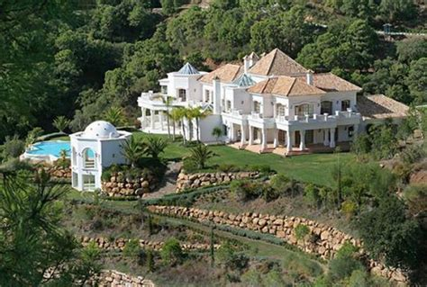3 townhouse floor plans 31 000 square mega mansion in marbella spain homes