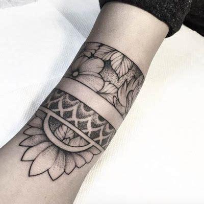 tatuajes de brazaletes estilos  significado tatuaje