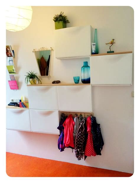 Gestalten Mit Ikea by Ikea Trones Shoe Cabinets In Our Hallway Indretning