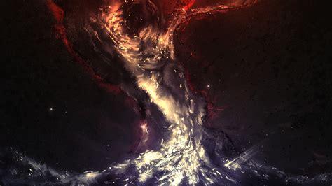 Space, Art, Universe 3840x2160